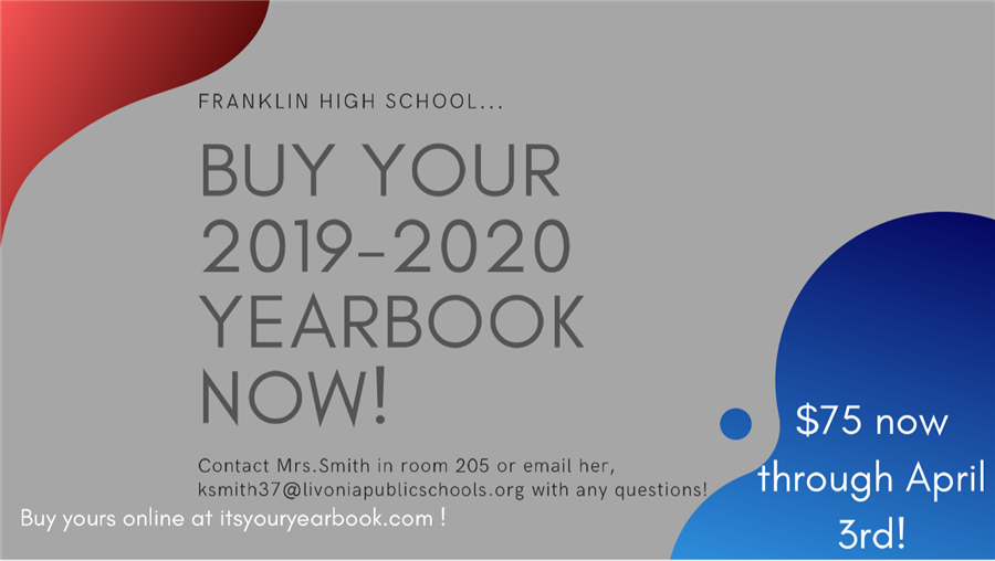Franklin Yearbook